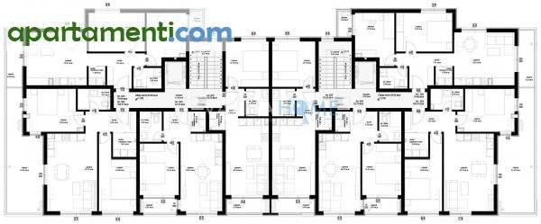 Двустаен апартамент Варна Кайсиева Градина 10