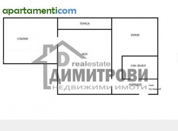 Тристаен апартамент Варна Електрон 5