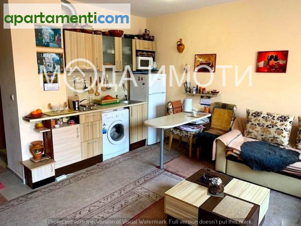 Едностаен апартамент, Бургас област, к.к.Слънчев Бряг 2