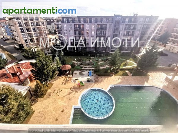 Едностаен апартамент, Бургас област, к.к.Слънчев Бряг 1