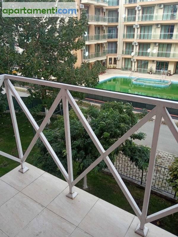 Едностаен апартамент, Бургас област, к.к.Слънчев Бряг 7