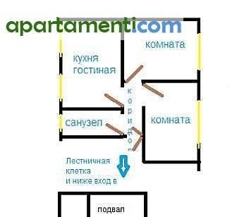 Тристаен апартамент Бургас  Център 7