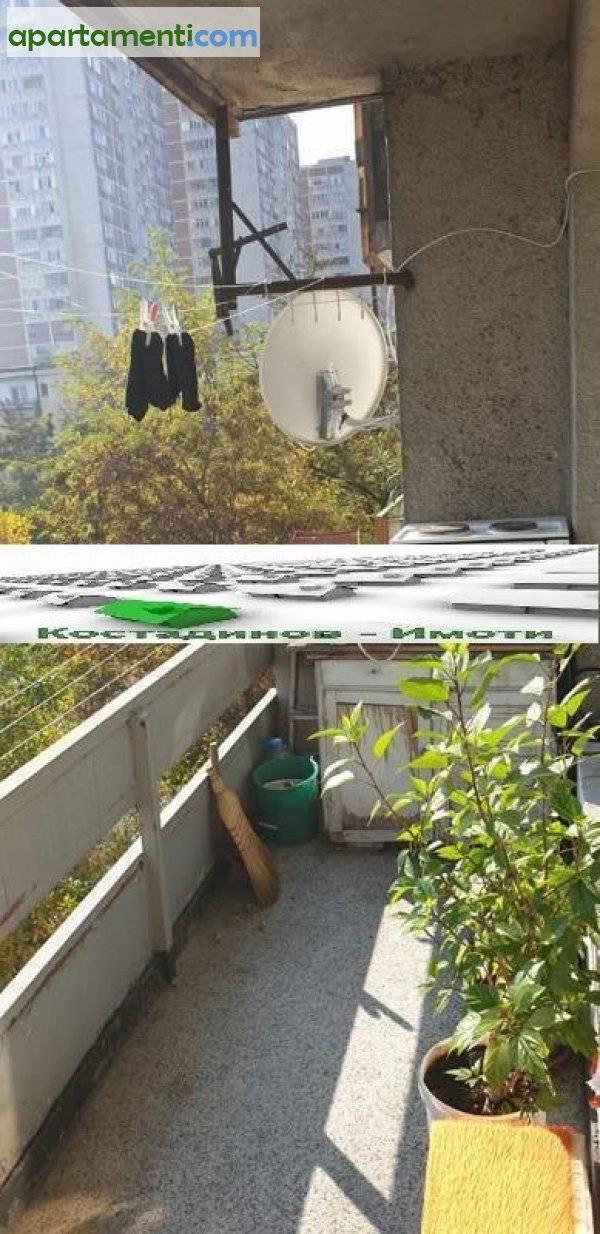 Едностаен апартамент, Пловдив, Изгрев 6