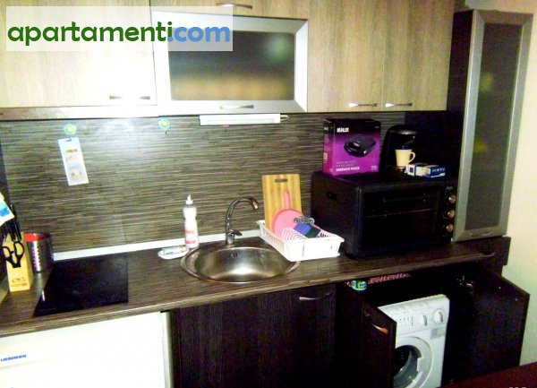 Двустаен апартамент, Бургас област, к.к.Слънчев Бряг 20