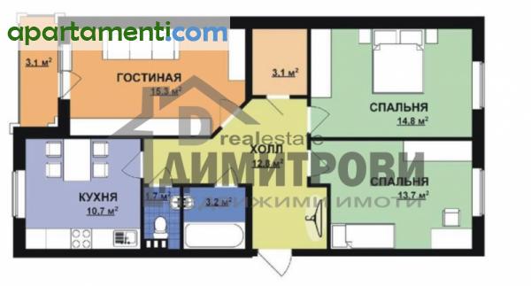 Четиристаен апартамент Варна Възраждане 1 1
