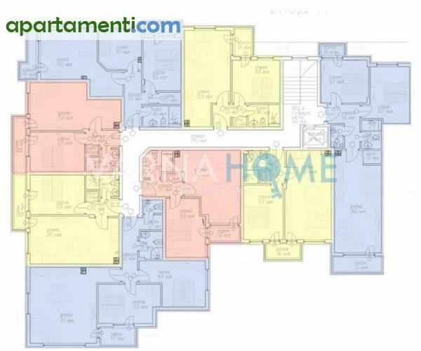 Тристаен апартамент Варна Възраждане 4 3