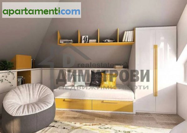 Тристаен апартамент Варна Трошево 16