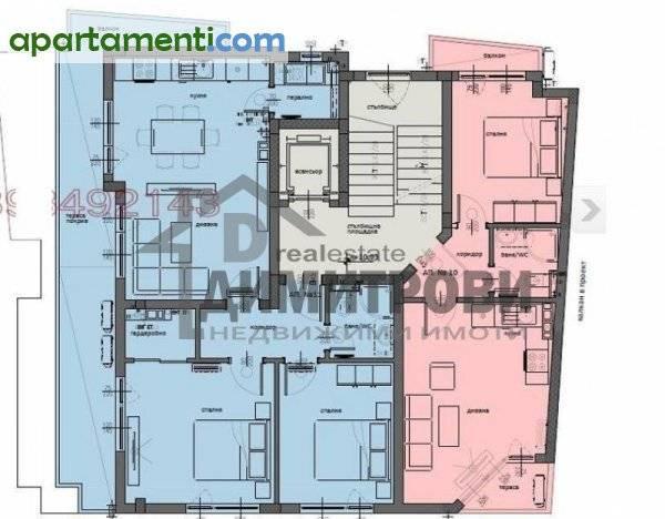 Тристаен апартамент Варна Аспарухово 1