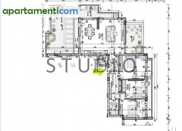 Двустаен апартамент, Благоевград, Център 4