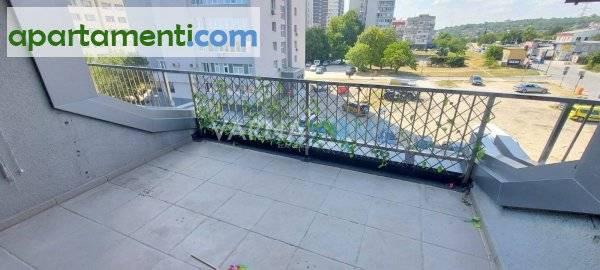 Двустаен апартамент Варна Левски 5