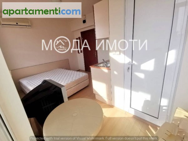 Едностаен апартамент, Бургас област, к.к.Слънчев Бряг 5