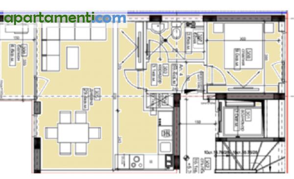 Двустаен апартамент, Варна, Център 1
