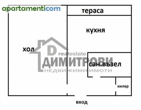 Двустаен апартамент Варна Чаталджа 1