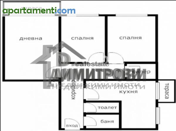 Четиристаен апартамент Варна Погребите 1