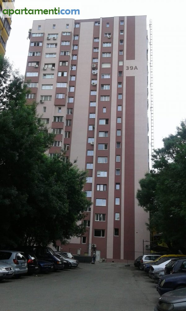Тристаен апартамент, София, Банишора 1
