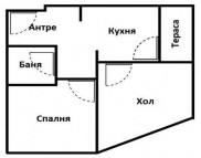 Снимка на имота Двустаен апартамент, София, Витоша | Под наем имоти София