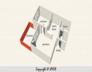 Снимка на имота Двустаен апартамент, София, Банишора | Под наем имоти София