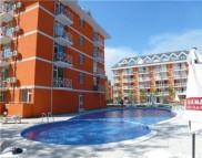 Снимка на имота Едностаен апартамент, Бургас област, к.к.Слънчев Бряг | Под наем имоти Бургас област