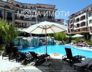 Снимка на имота Двустаен апартамент, Бургас област, гр.Ахелой | Продава имоти Бургас област